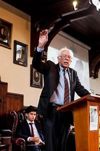 Bernie Sanders tells Cambridge Union audience Donald Trump ...