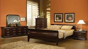 Beautiful wall colors for bedrooms best paint color burnt for Best paint colors for bedroom with dark furniture