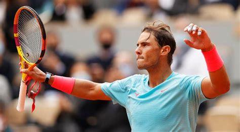 French Open 2020: Rafael Nadal crushed American Mackenzie ...
