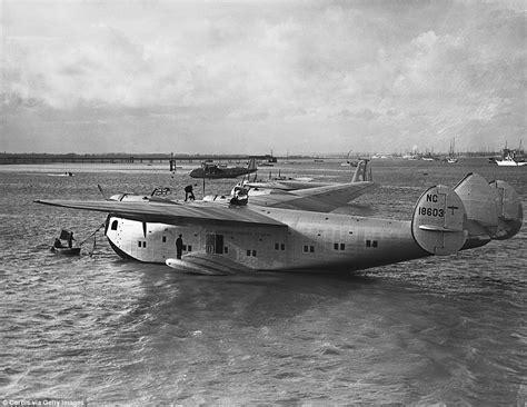 Flying Boat Australia by Inside The Glamorous World Of Luxury 1930s Flying Boats
