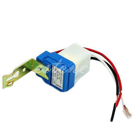 light sensor switch automatic auto on light switch photo