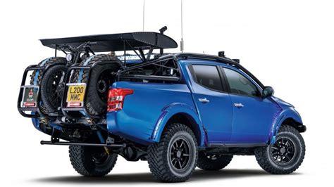 best mitsubishi truck top gear mods l200 as mitsubishi hints u s truck revival