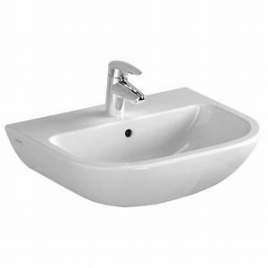 Waschbecken Ohne Wasseranschluss : vitra s20 waschtisch waschbecken 50 x 42 cm 5501l0030001 ~ Markanthonyermac.com Haus und Dekorationen