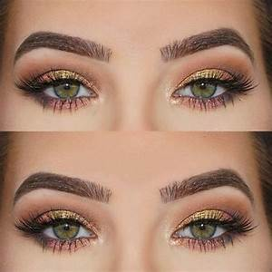 Beautiful green eyes makeup with Firma Allure Lashes ️ ...