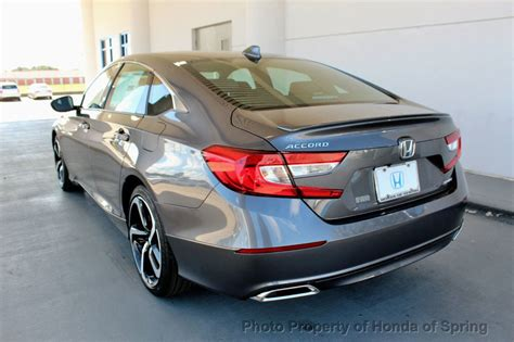 2019 honda accord sedan 2019 new honda accord sedan sport 1 5t cvt at honda of