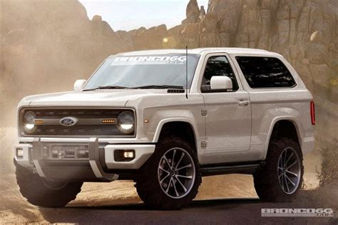 ford bronco release date facts rumors interior