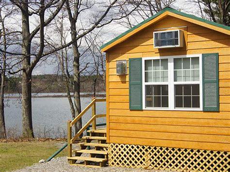 silver lake park campground cabin rentals