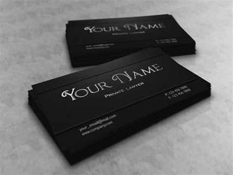 card design unique advocate visiting card design