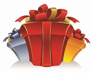 Gift box vector Free Vector / 4Vector