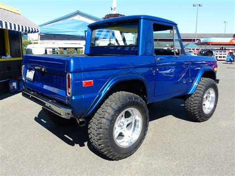 Early Ford Parts by Blue Vintage Ford Bronco Ford Bronco Classic Ford