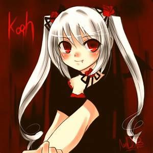 Evil Anime Vampire | www.imgkid.com - The Image Kid Has It!