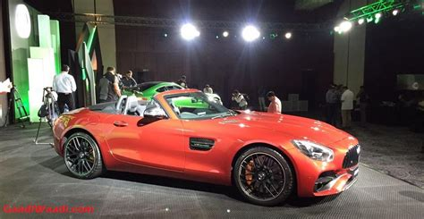 We're here to help with any automotive needs you may have. Mercedes-AMG GT Roadster Launched In India - Price, Specs, Features