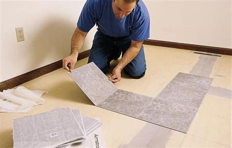how to lay linoleum tile how to lay a vinyl tile floor this house