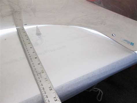 Lund Boat Windshield by Boat Tinted Windshield Plexiglass Windscreen 20
