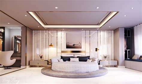 Beautiful Bedrooms With Creative Accent Wall Ideas Looks Stylish