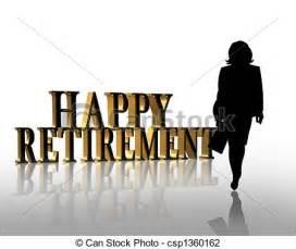 Free Retirement Clip Art