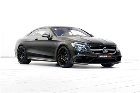 S65 Amg Brabus by Brabus Mercedes S65 Amg Coupe Rocket 900