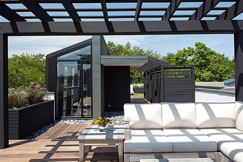 chicago modern house design amazing rooftop patio modern house designs