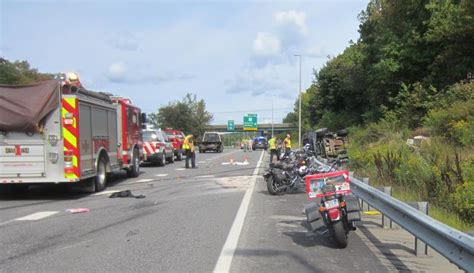 Two Fatalities Reported In Augusta Motorcycle