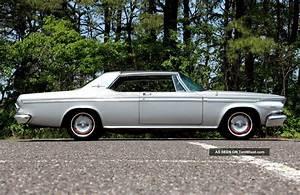 Wiring Diagram 1965 Chrysler 300 Convertible Chrysler 300