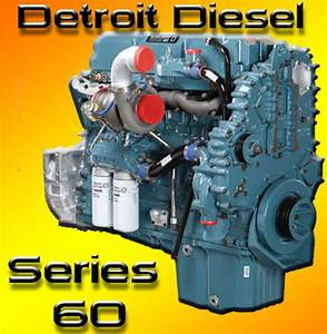 Detroit Diesel Series 60 Complete Repair Service Workshop