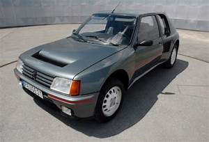 205 Gti Turbo 16 : group b in the usa 1984 peugeot 205 turbo 16 bring a trailer ~ Maxctalentgroup.com Avis de Voitures
