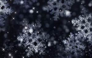 Christmas Snow Wallpapers - Wallpaper Cave