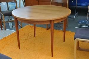 Table Ronde En Teck : table ronde teck ~ Teatrodelosmanantiales.com Idées de Décoration