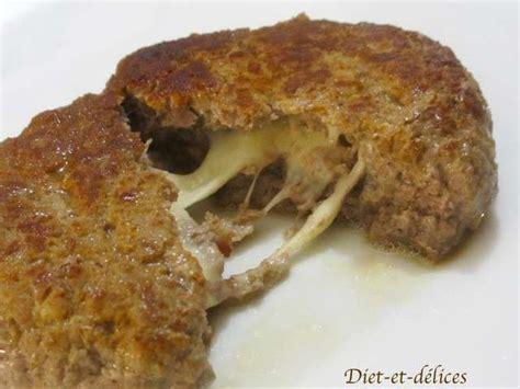 cuisiner un steak haché recettes de steak haché et mozzarella