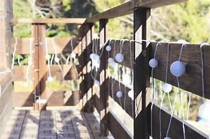 Lichterkette Balkon Solar : lichterkette am balkongel nder was zu beachten ist ratgeber haus garten ~ Orissabook.com Haus und Dekorationen