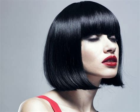 17 Best Ideas About Round Face Bob On Pinterest