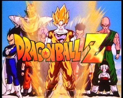 Dragon Ball Latest Anime Dragon Ball Z United Paramount Network Upn Wiki
