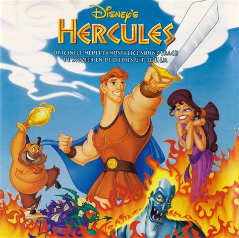 hercules movie soundtrack