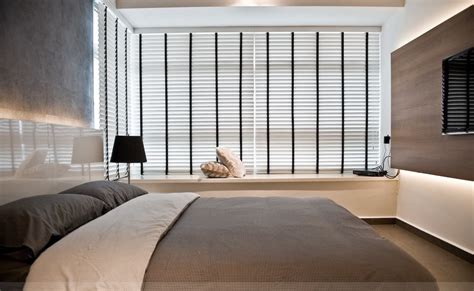 Blinds For Bedroom Singapore by Window Blinds Vinci Atelier