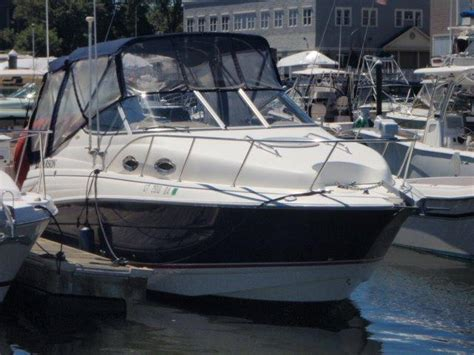 Larson Cuddy Cabin Boats Sale by 2005 Used Larson Cabrio 240 Cuddy Cabin Boat For Sale