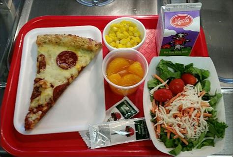 How Much Do School Lunch Make by School Lunch Alternative Choices The Comet