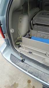 2001 Chrysler Town And Country Custom Fit Vehicle Wiring