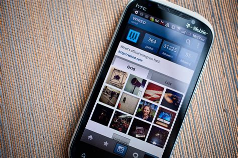 instagram for android on instagram for android wired