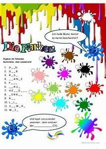 Farben Auf Englisch : 194 kostenlose daf farben arbeitsbl tter ~ Orissabook.com Haus und Dekorationen