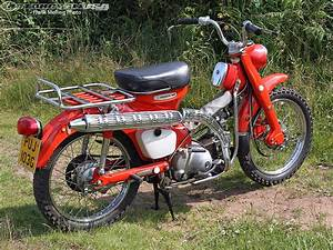 Memorable Motorcycle  Honda Ct90 Photos