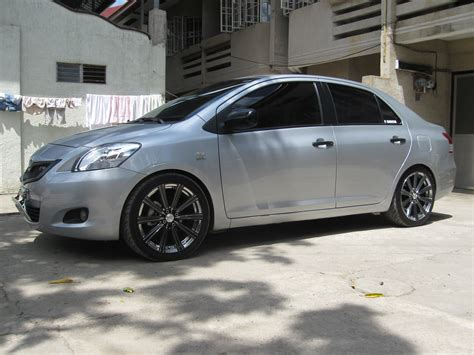 Toyota Vios Modification by Philipgarcia3 2008 Toyota Vios Specs Photos Modification