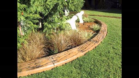 Ten Interesting Garden Bed Edging Ideas Best Lawn Care