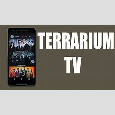 How To Install Terrarium Tv On Android  Youtube
