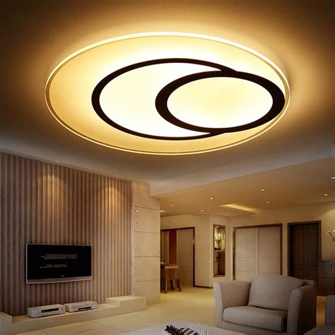 super thin  ceiling lights indoor lighting led