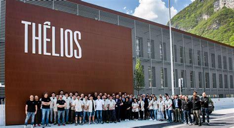 lvmh group inaugurates  manifattura thelios