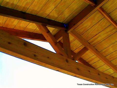 cedar gable open rafter patio cover picture patio cover