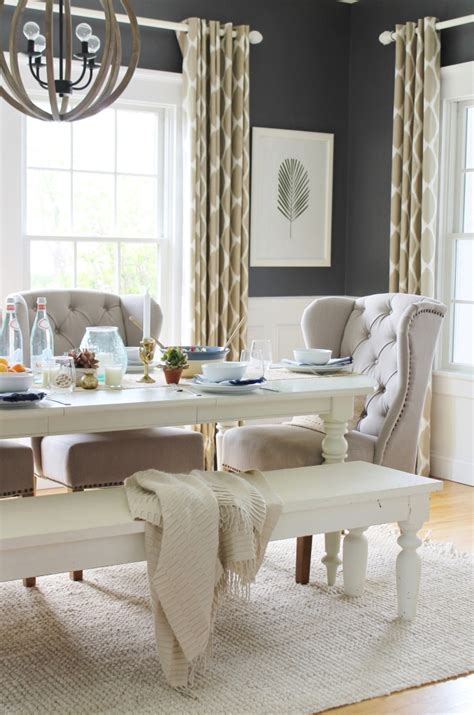 Country Kitchen Decorating Ideas - modern farmhouse dining tables city farmhouse