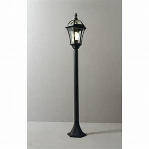 Suspension Luminaire Leroy Merlin : borne eclairage exterieur leroy merlin ~ Melissatoandfro.com Idées de Décoration