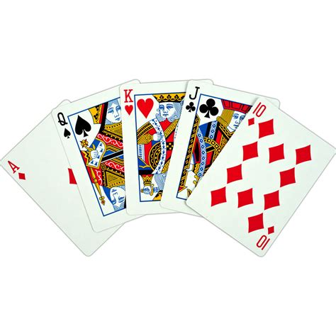 Poker Clipart Deck Card  Pencil And In Color Poker