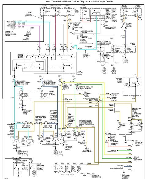 1999 Suburban Wiring Diagram by How To Exactly Install A Brake Controller On A 1999 Gmc
